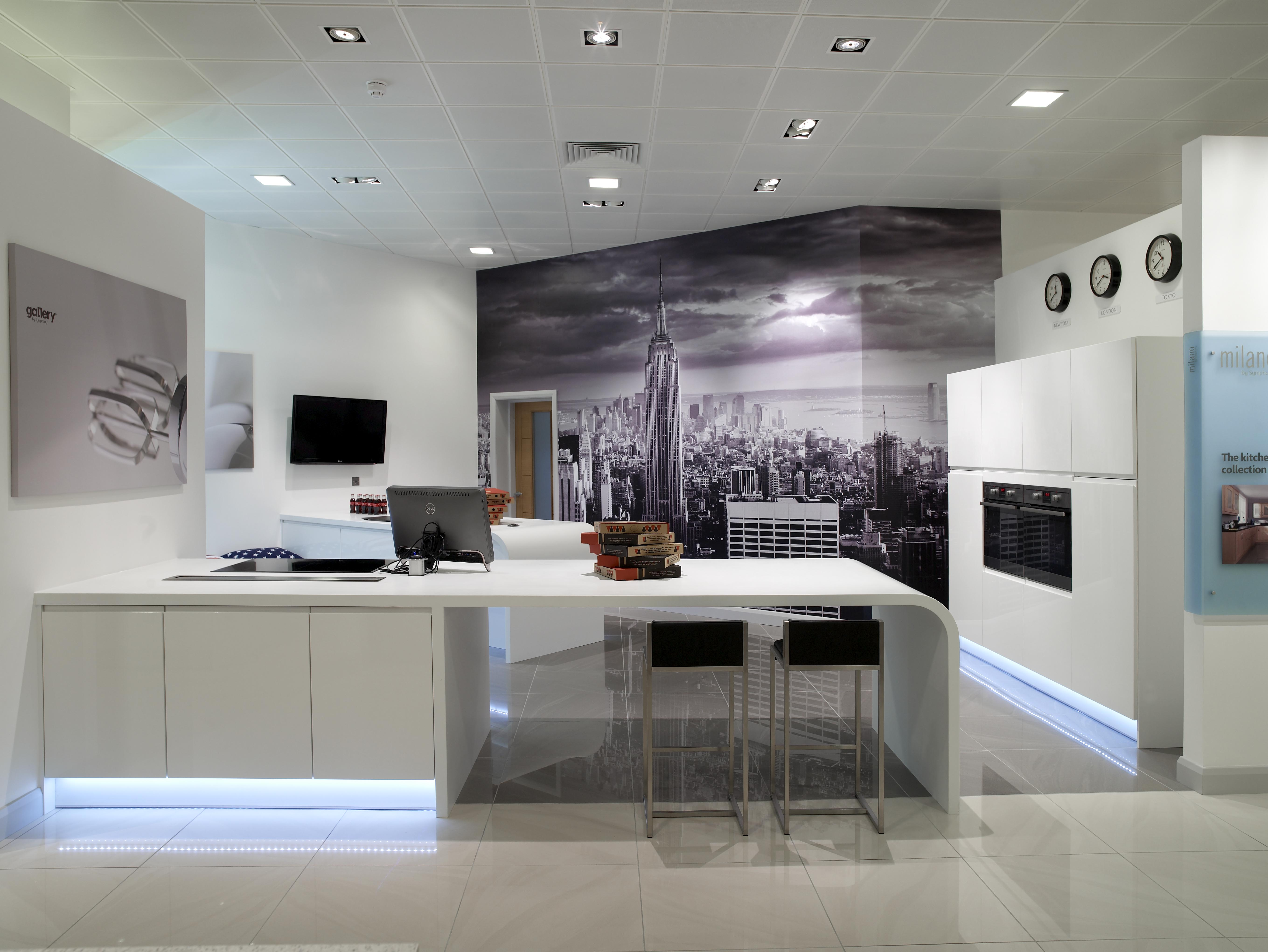 Symphony inspire kitchen product supplier for tv for New kitchen gallery