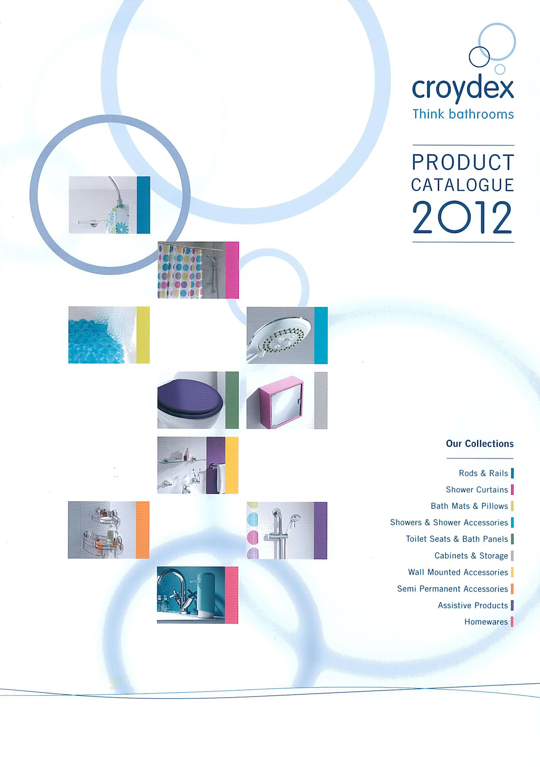 A Catalogue Of Innovation And Design The Croydex 2012