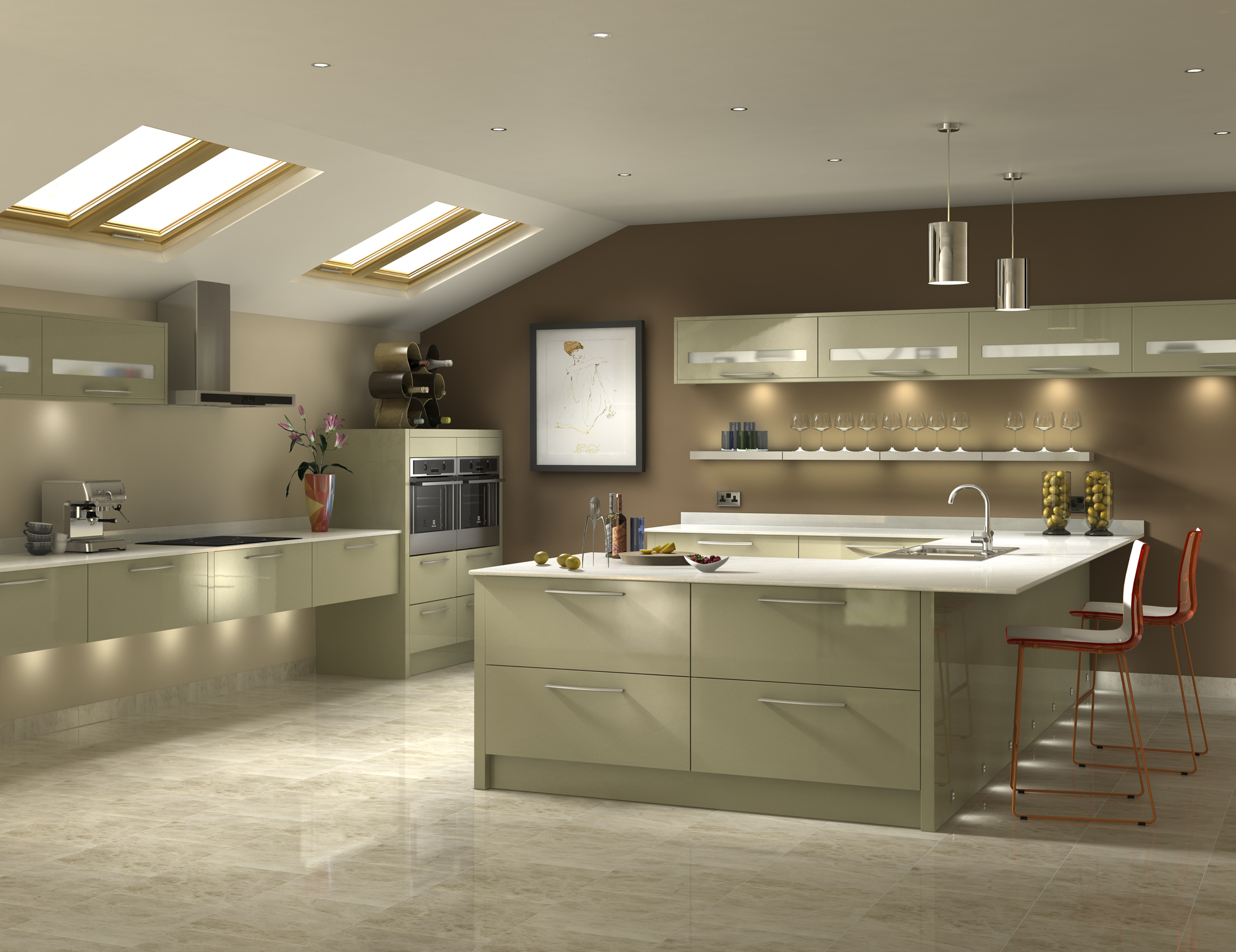 Benchmarx Unveils New 2012 Kitchen Ranges