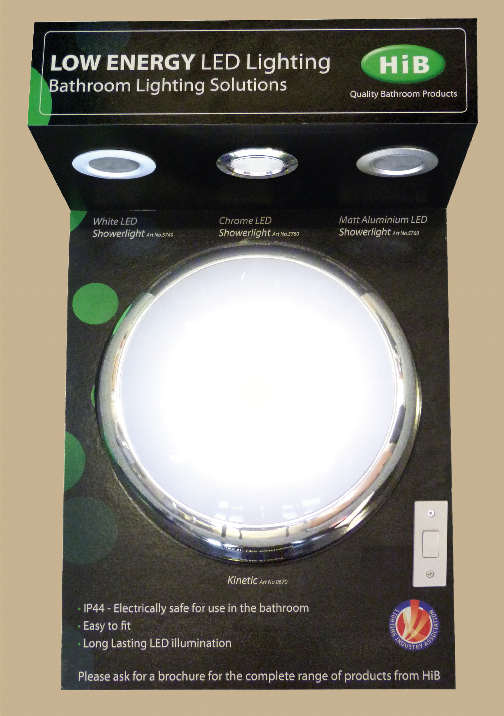 Hib introduce interactive lighting display for retailers the mozeypictures Image collections