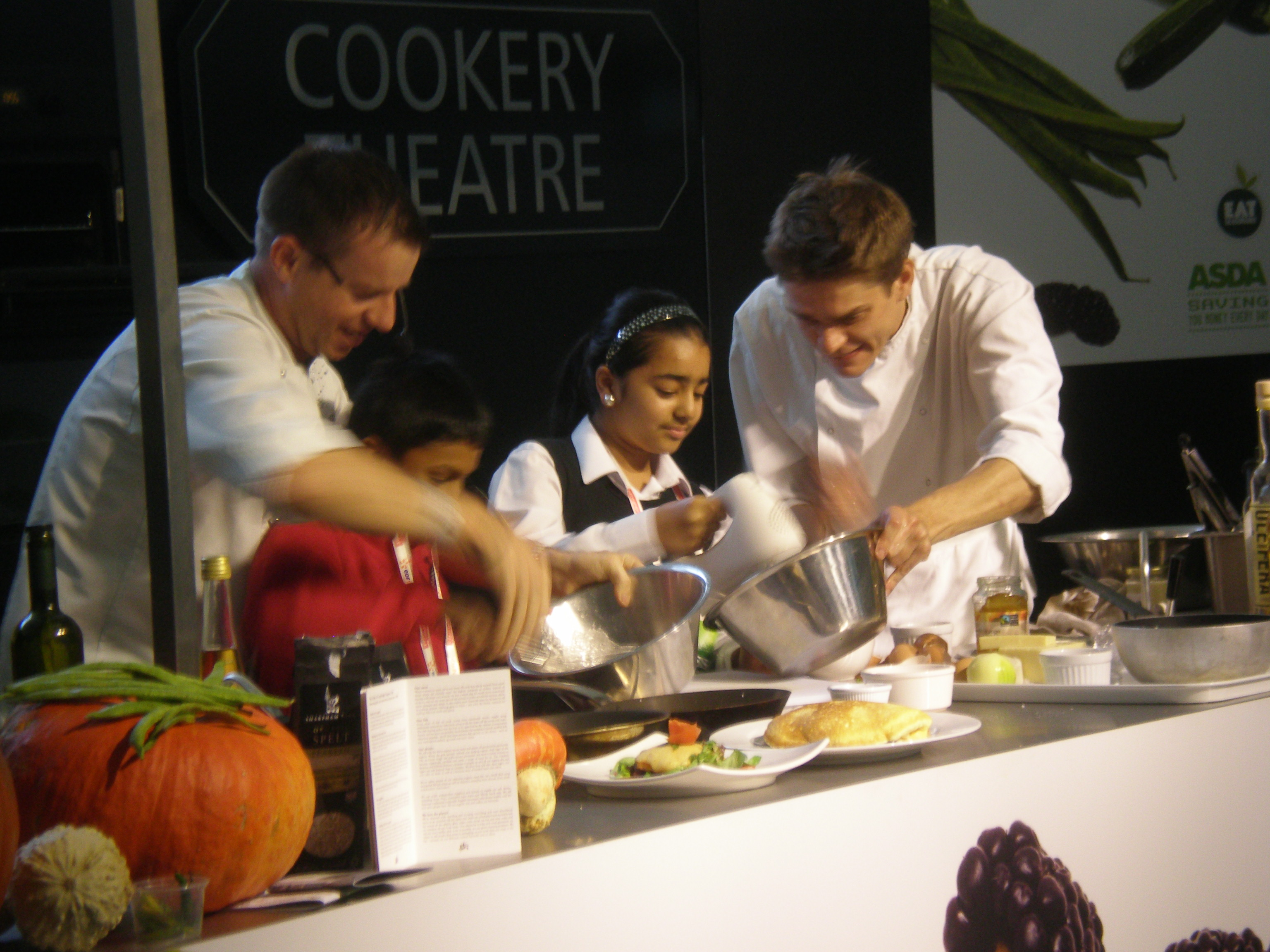 GDHA announces partnership with national food events company  