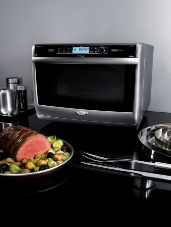 Whirlpool Jetchef Microwave Combi Is The Ultimate Cooking